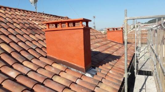 REFORMA CUBIERTA, ESTADO REFORMADO, DANIEL DE CASTELAO 3, GUEVARA CONSTRUCCIONES